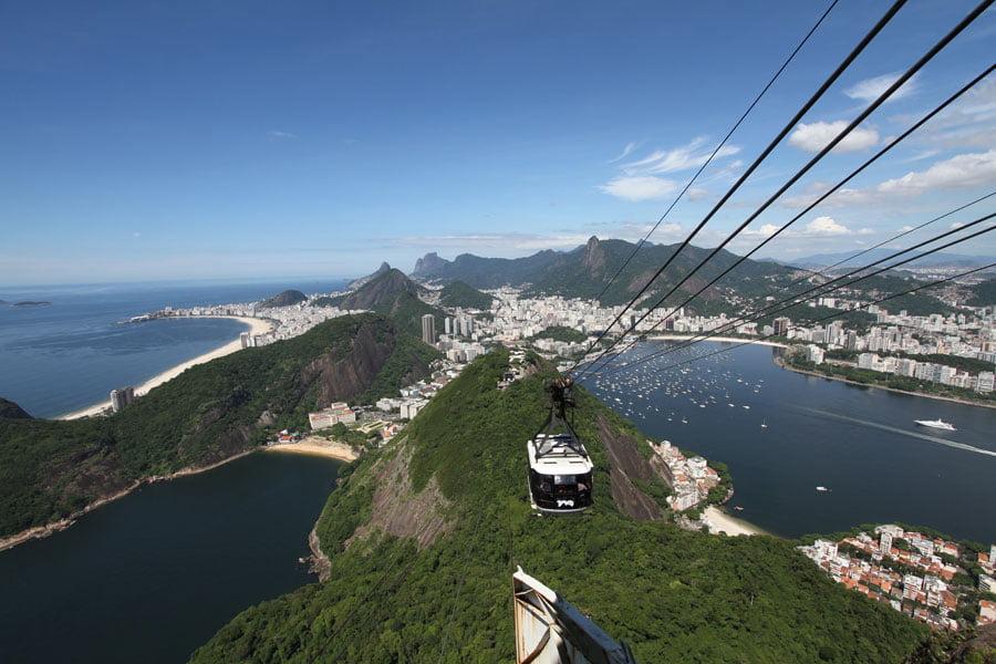 Fantastic-view-sugar-loaf-Rio-De-Janeiro