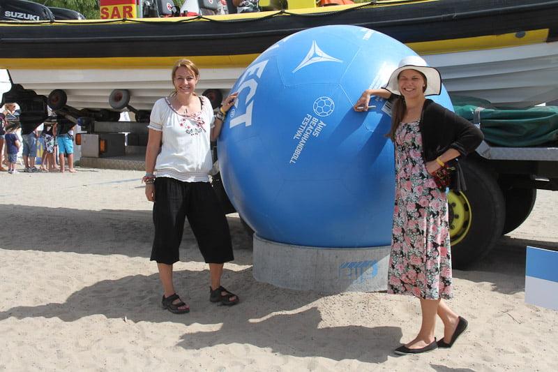 Beach handboll-9