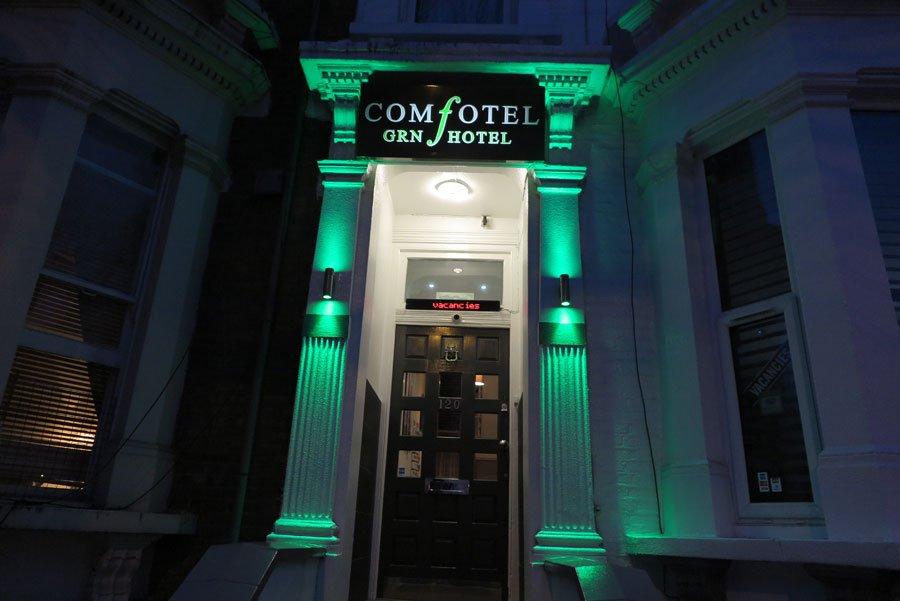 Comfotel GRN Hotel