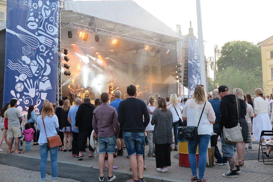 Sommar i City - Kristianstadsfestival
