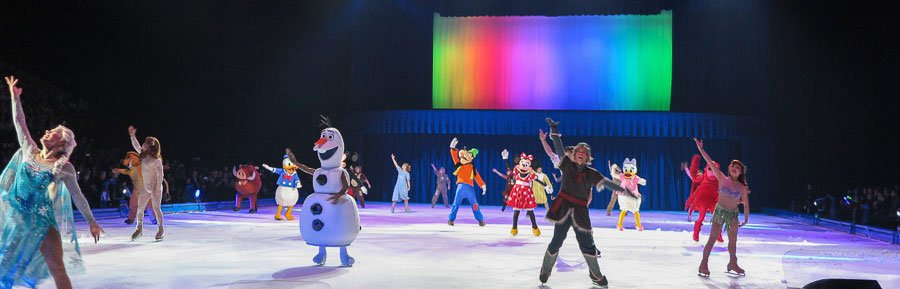 Disney On Ice - 2016