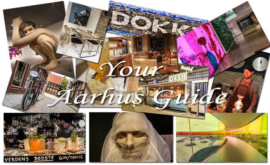 Your city guide to Aarhus, Denmark