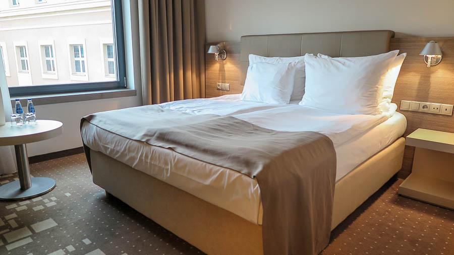 Q hotel in Wroclaw, Poland