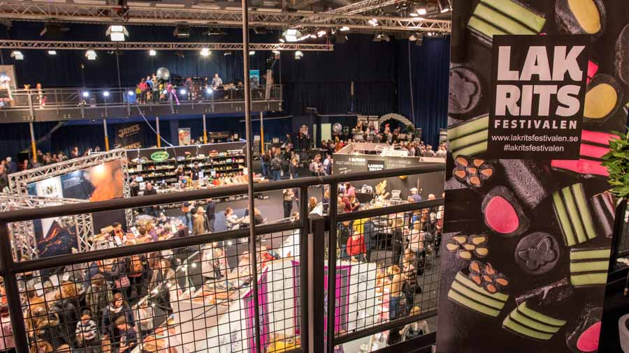 Licorice festival Stockholm 2017