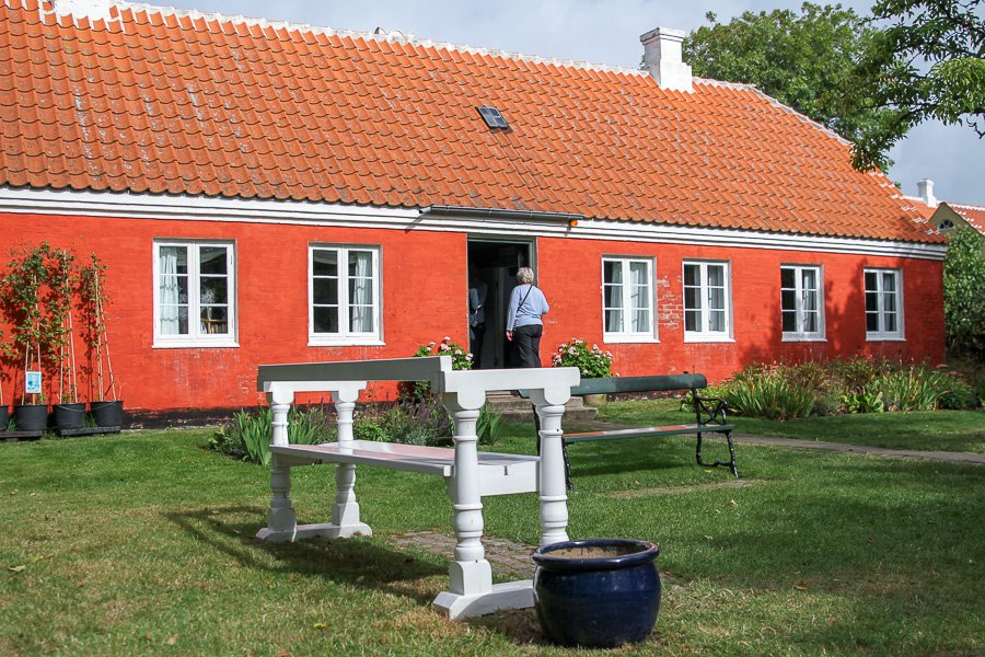 Anchers House in Skagen