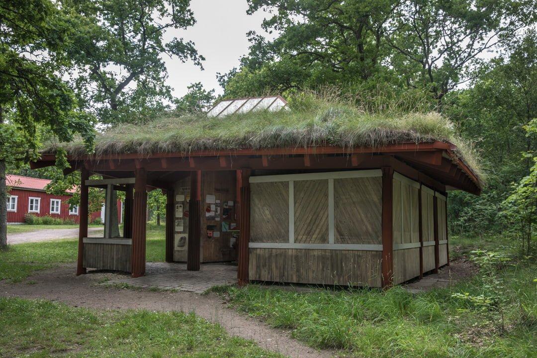 Kjugekull in Skane, Sweden