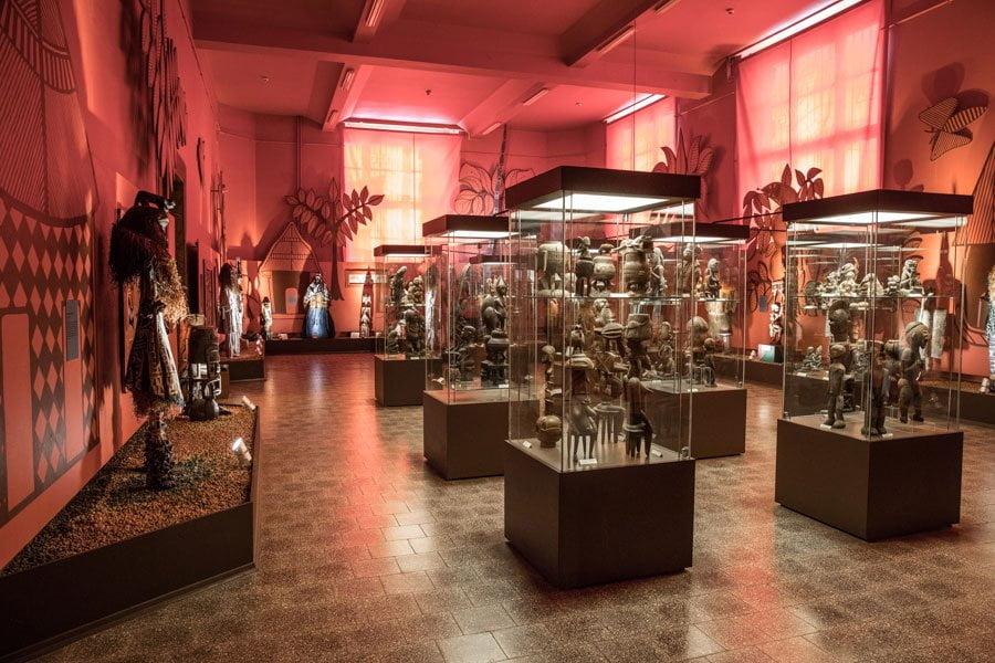 Muzeum narodowe in Szczecin Poland