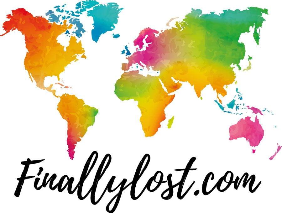 Finallylost logo