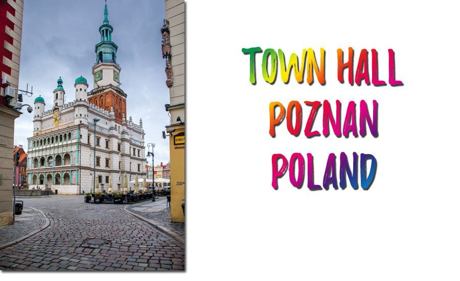 Poznan Town hall